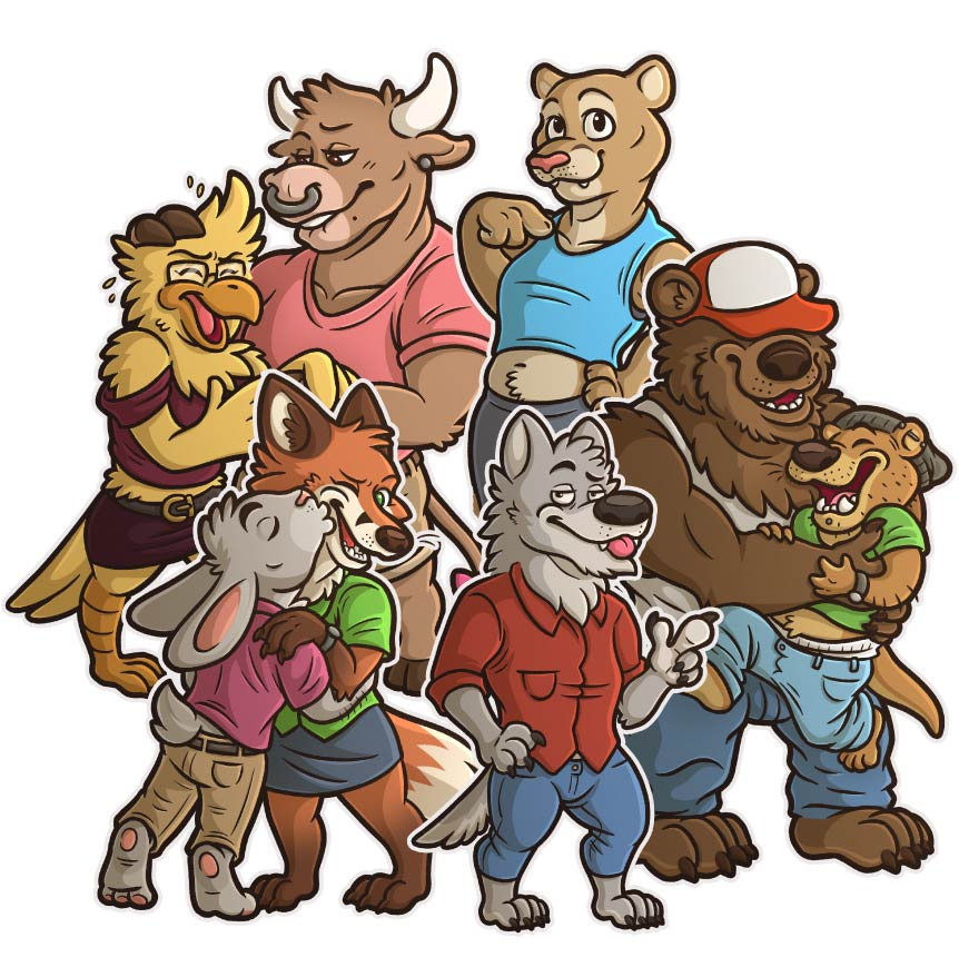 Furry fandom - Wikipedia